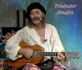 Troubador.Douglys.kilt.guitar